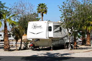 San Bernardino RV Park is the perfect Southern California RV Park home base.